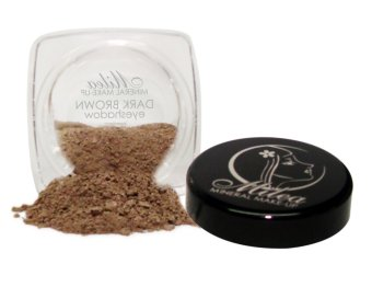 Harga Milea Mineral Powder Eye Shadow 1g (Dark Brown)