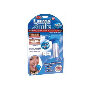 Harga Luma Smile Teeth Whitening and Polisher