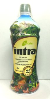 Lifestyles Intra 23 Herbal Juice 950ml Price Philippines