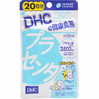 DHC Placenta (20 days) Price Philippines