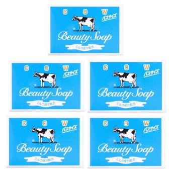 COWX Beauty Cow Soap 135g Set of 5 Price Philippines