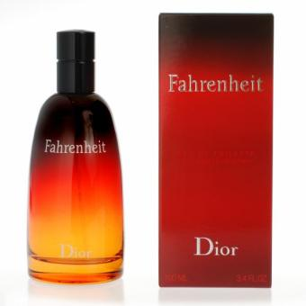 Christian Dior Fahrenheit Eau de Toilette 100 ml Price Philippines
