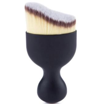 Harga Professional Single Bottle Makeup Cosmetics Liquid Foundation Blending Brush