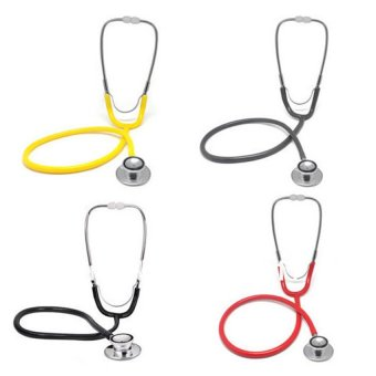 HDL Portable Dual Head EMT Clinical Stethoscope Medical Auscultation Device Price Philippines