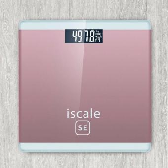 Harga Iscale SE Digital Scale High Accuracy Weight Scale (Rose Pink)