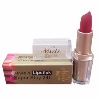 Nude Ashley Shine Jewel Lipctick Super Stay 24h Price Philippines