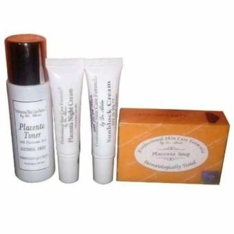 Dr. Alvin Professional Skin Care Formula Placenta Facial Set Price Philippines