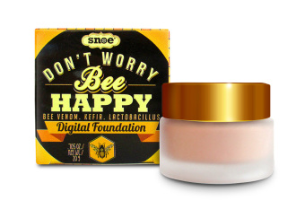 Harga Don't Worry Bee Happy Digital Foundation in Amber 20g