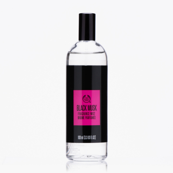 The Body Shop Black Musk Fragrance Mist 100 mL Price Philippines