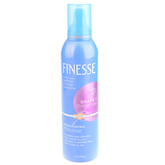 Harga Finesse Shape Plus Strengthen Extra Control Mousse 198ml