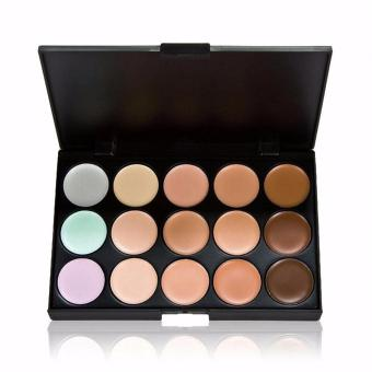 BIH 15 Color Professional Concealer Camouflage Face Cream Makeup Palette Price Philippines