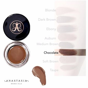 Anastasia Beverly Hills Dipbrow Pomade - ( CHOCOLATE ) Price Philippines