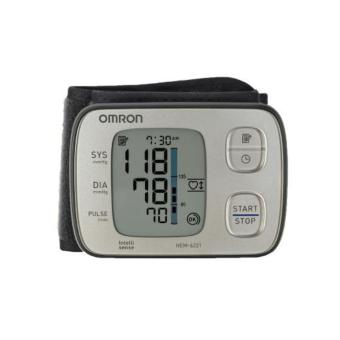 Omron HEM 6221 Wrist Blood Pressure Monitor - intl Price Philippines