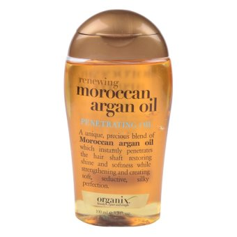 Ogx Renewing Moroccan Argan Oil Penetrating Oil 100 ml Price Philippines