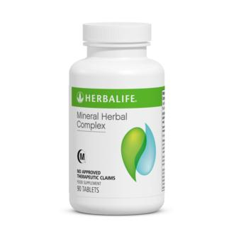 Harga Mineral Herbal Complex 90 Tablets