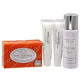 Dr. Alvin Professional Skin Care Formula Bleaching and Clarifying Set Price Philippines
