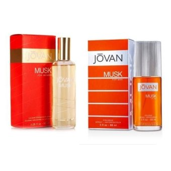 Jovan Musk Men & Women Set Price Philippines