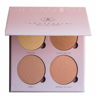 Anastasia Beverly Hills Glow Kit-That Glow 4 color (Gold) Price Philippines