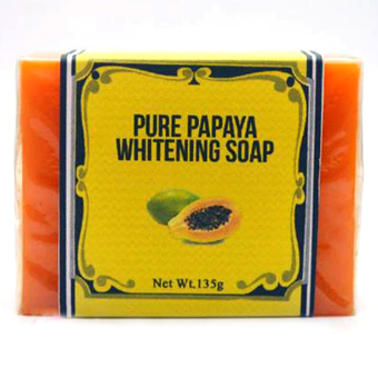 NNZN Skin Care (PURE PAPAYA WHITENING SOAP) Price Philippines