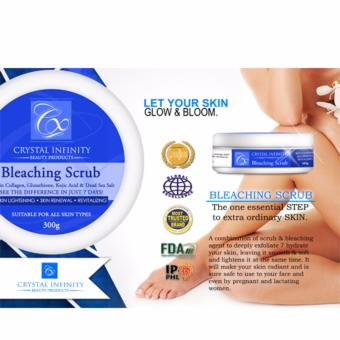 Bleaching Scrub by Crystal Price Philippines