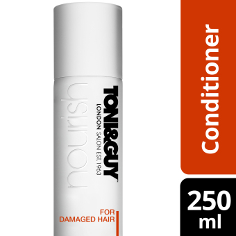 Harga TONI & GUY CONDITIONER NOURISH FOR DAMAGED HAIR 250ML