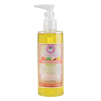 Harga Milea Stress Relief Massage Oil 250ml
