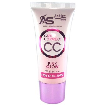 Ashley Shine Care & Correct CC Cream Pink Glow w/ SPF 37 PA+++ 30ml Price Philippines