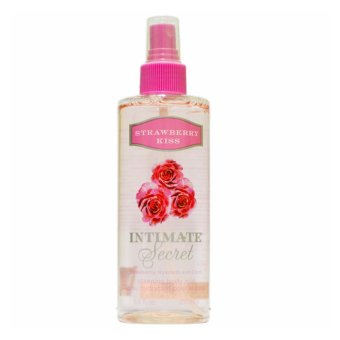 Intimate Secret Strawberry Kiss Silkening Body Mist 250ml Price Philippines