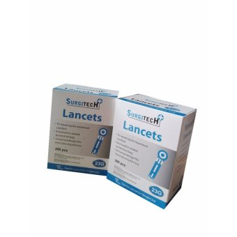 Blood Lancet 400's Price Philippines