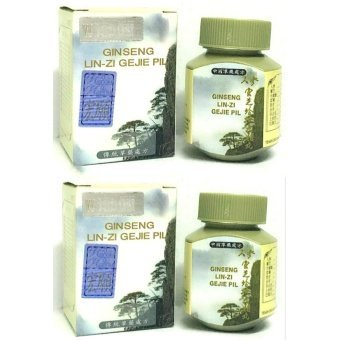 Ginseng Lin-Zi Gejie Pil 30s Set of 2 Price Philippines