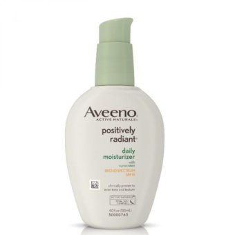 Aveeno Positively Radiant Skin Moisturizer with Sunscreen SPF15 Price Philippines