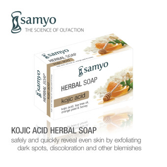 Samyo Herbal Soap (Kojic Acid) Price Philippines