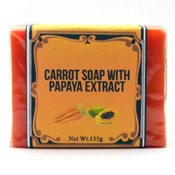 NNZN Skin Care (CARROT SOAP) Price Philippines