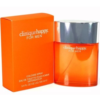 Clinique Happy Cologne Spray for Men 100ml Price Philippines