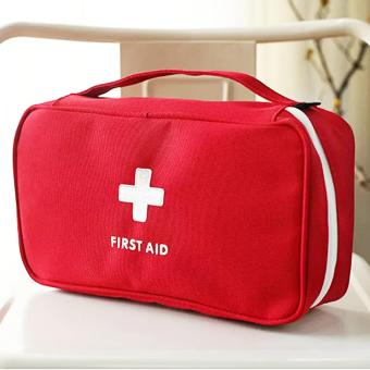 Medical Travel Kit (Red) Price Philippines