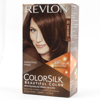 Revlon Color Silk Beautiful Color (Dark Auburn) Price Philippines