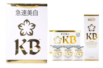 Harga KB Beauty Set