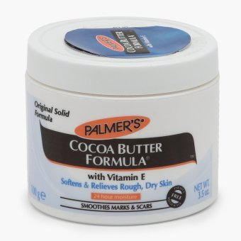 Harga Palmer's Cocoa Butter Formula Solid Body Butter 100g