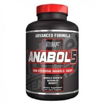 Harga Nutrex Research Anabol-5 120 Count