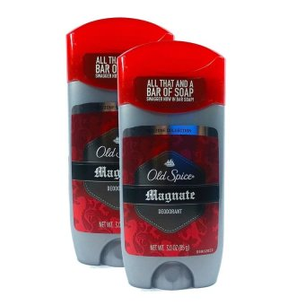 Old Spice High Endurance Magnate Scent for Men Deodorant 85g Twin Pack (Red) Price Philippines