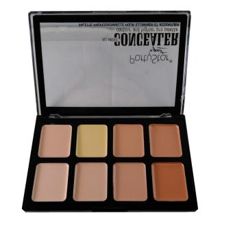 8 Colors Concealer Highlighter & Contour Cream Face Makeup Palette 111g Price Philippines
