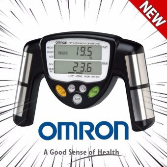 Omron Fat Loss Monitor - intl Price Philippines