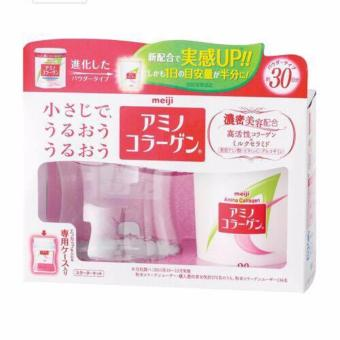 Harga NEW AND IMPROVED Meiji Amino Collagen 90g 30 Days