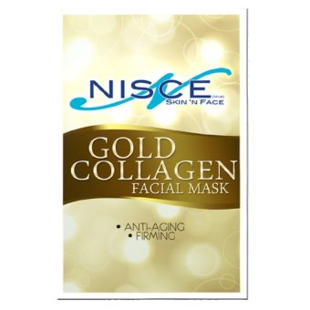 Nisce Gold Collagen Facial Mask Price Philippines