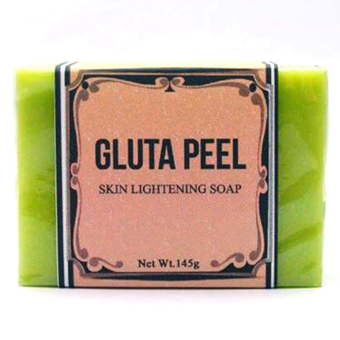 NNZN Skin Care (GLUTA PEEL SOAP) Price Philippines