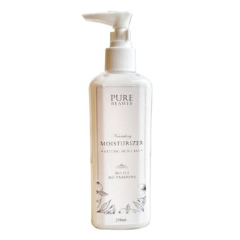 Harga Pure Beaute Virgin Coconut Oil LOTION All Natural 250ml