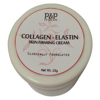 P&P Skin Care Collagen-Elastin Skin Firming Cream 25g Price Philippines