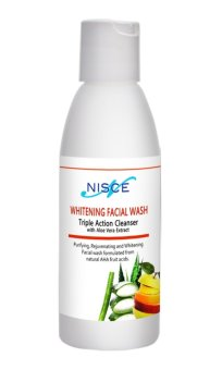 Nisce Whitening Facial Wash 100ml Price Philippines