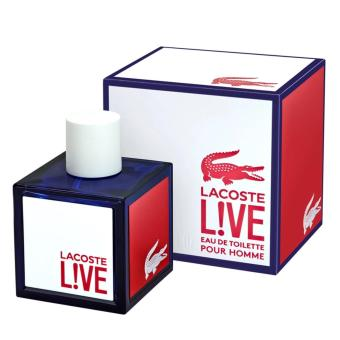 LACOSTE Live! Eau de Toilette Spray 100 ml Price Philippines