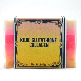 NNZN Skin Care (KOJIC+GLUTA+COLLAGEN SOAP) Price Philippines